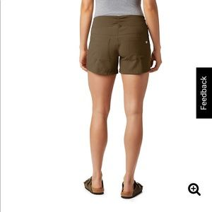 Mountain Hardwear small Dynama short